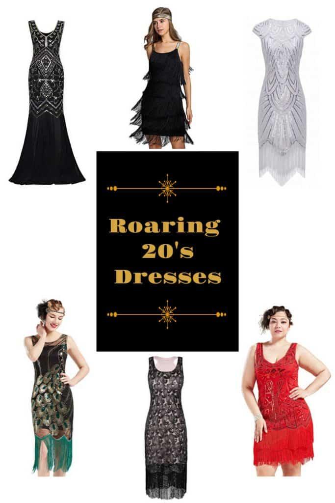 Roaring 20's Dresses