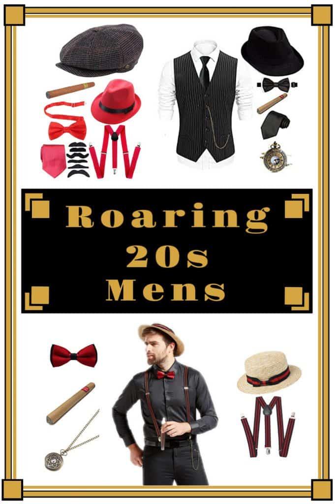 Roaring 20s Mens