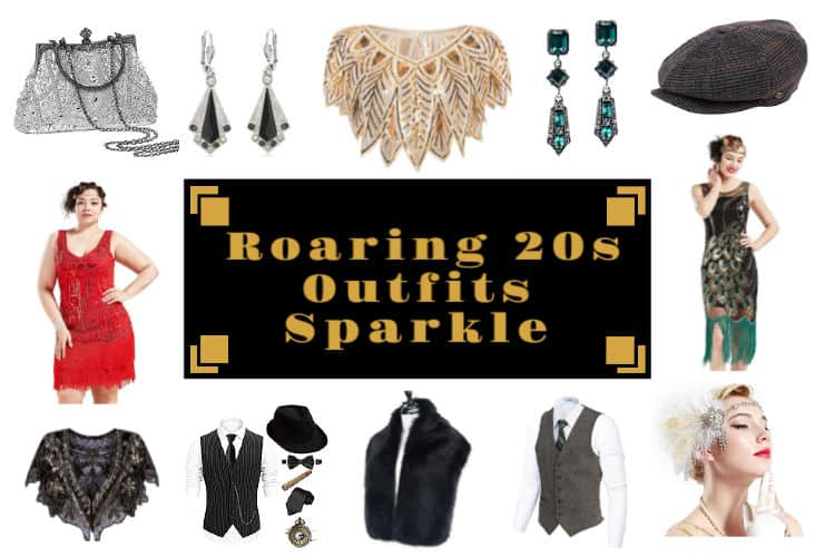 Roaring 20s Fashion