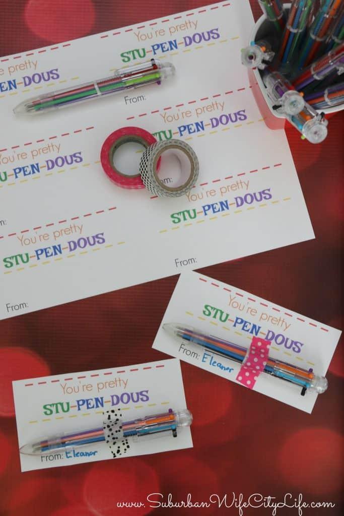 Free Printable Valentines Stupendous