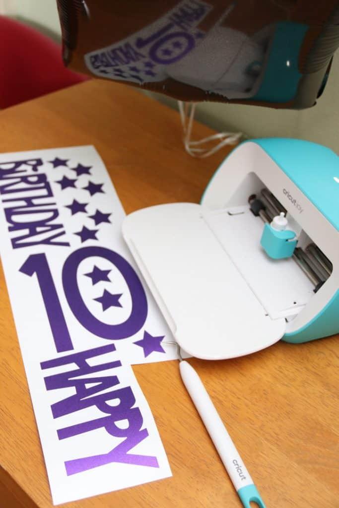 Cricut Joy Smart Vinyl is easy to use