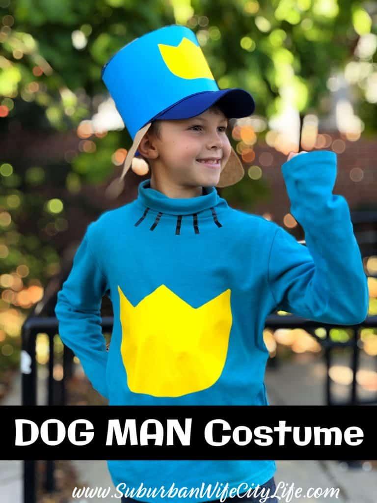 Dog Man Costume