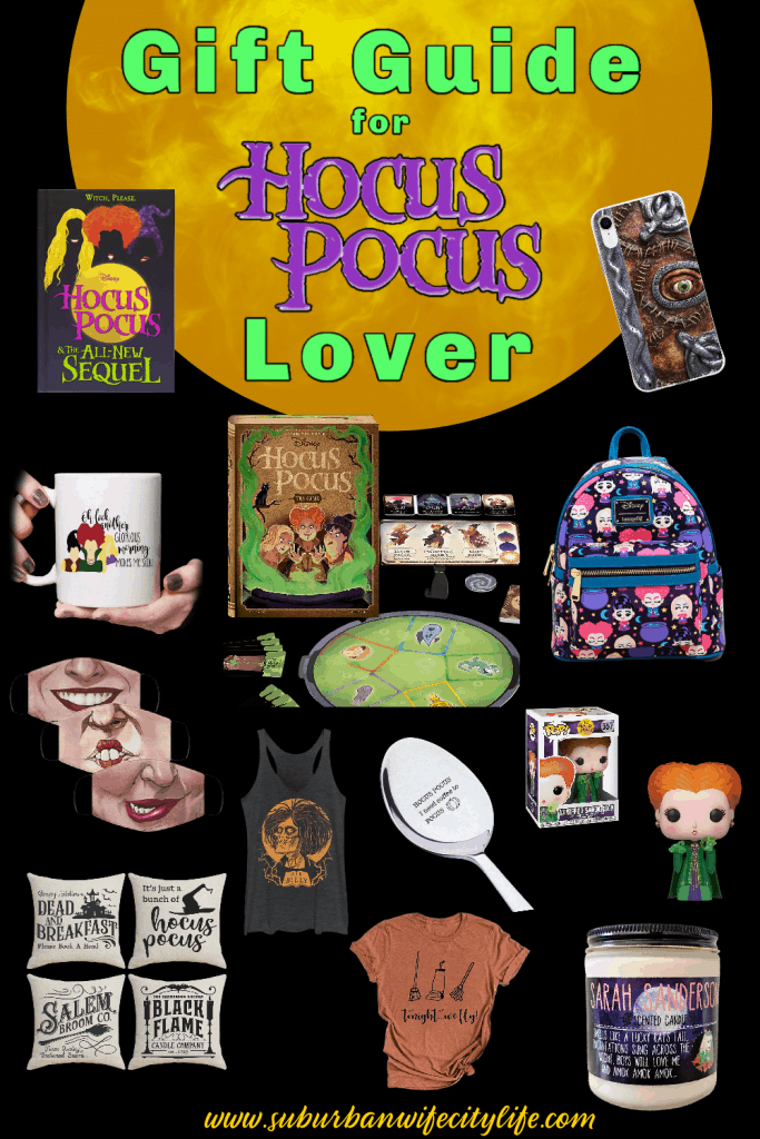 Gift Guide for Hocus Pocus Lover