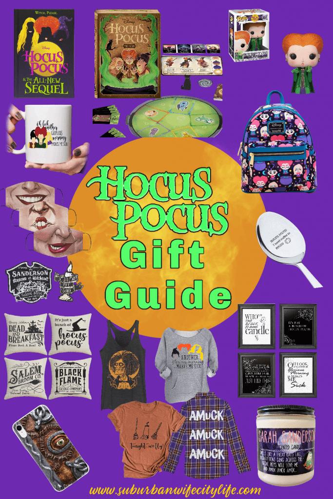 Hocus Pocus Gift Guide