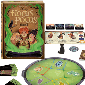 Hocus Pocus- The Game