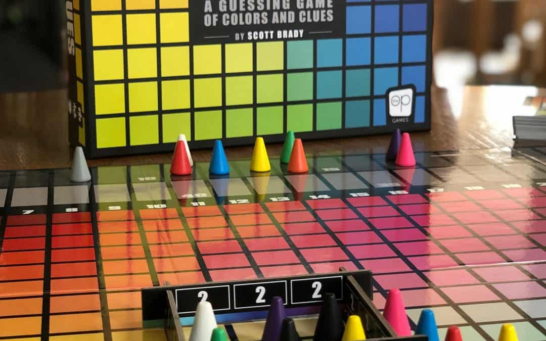 Hues and Cues Game