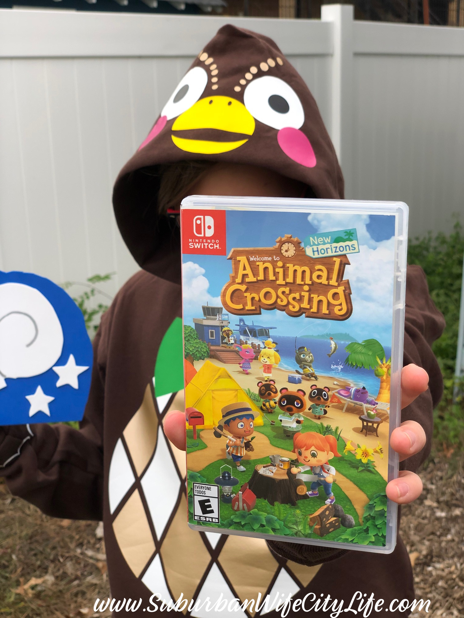 Animal Crossing Blathers Costume