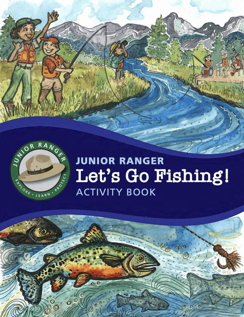 Junior Ranger Angler