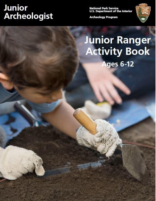 Junior Ranger Archeology