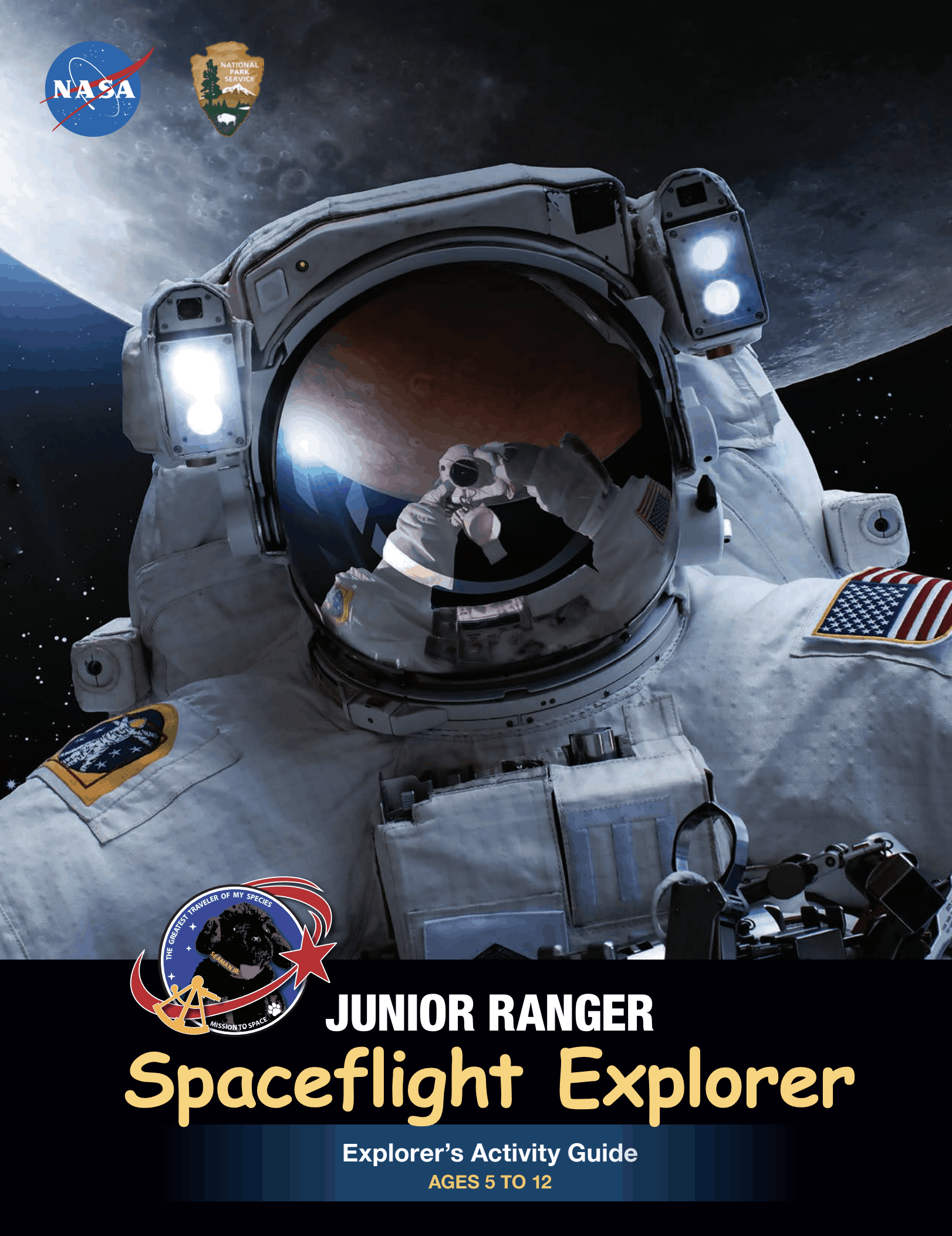 Junior Ranger Spaceflight Explorer