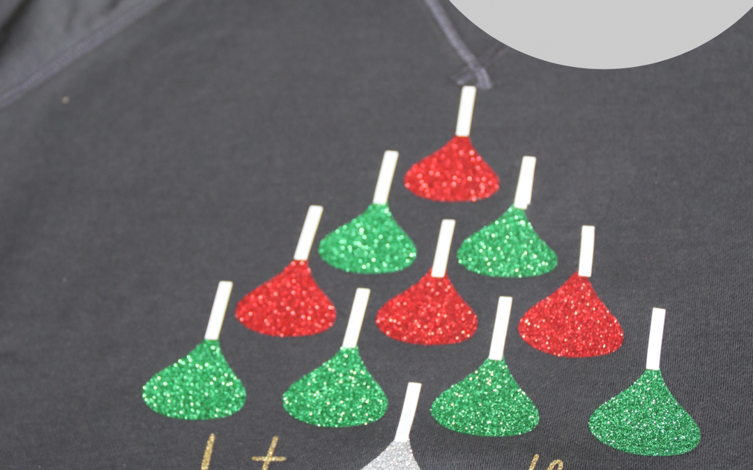 Hershey Kiss Christmas Commercial Shirt