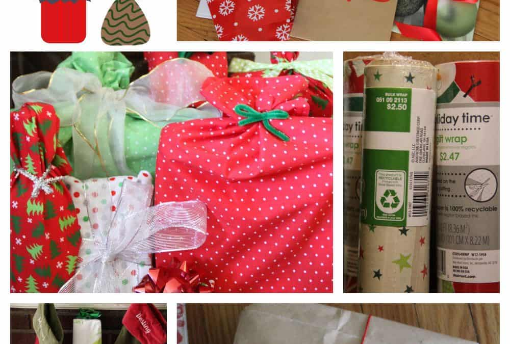 10+ Eco Friendly Gift Wrap Ideas