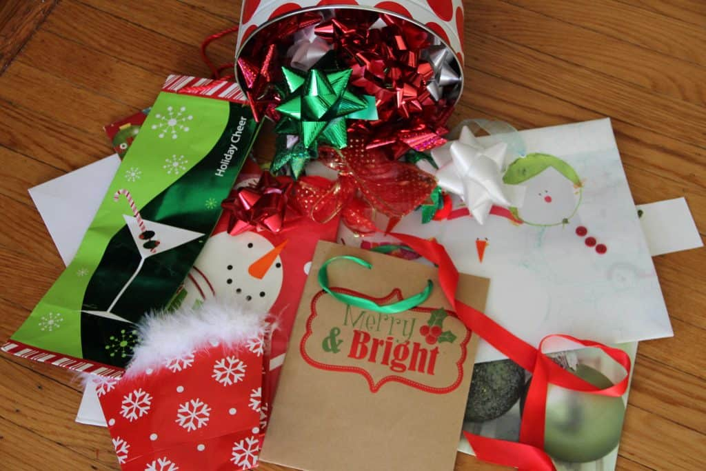 Gift Bags and Bows