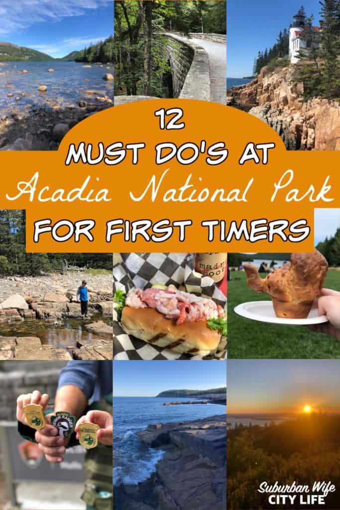 12 Must Do's at Acadia National Park for First Timers