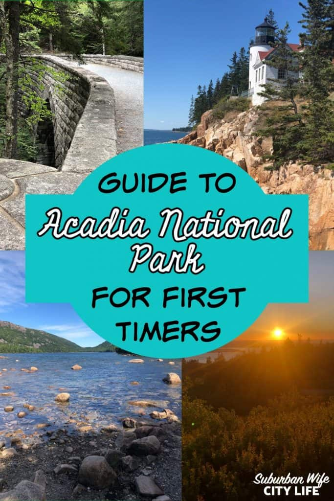 Guide to Acadia National Park for First Timers