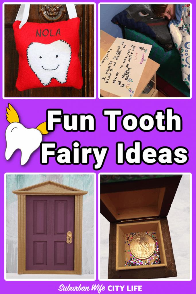 Fun Tooth Fairy Ideas