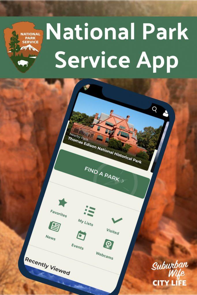 National Park Service App