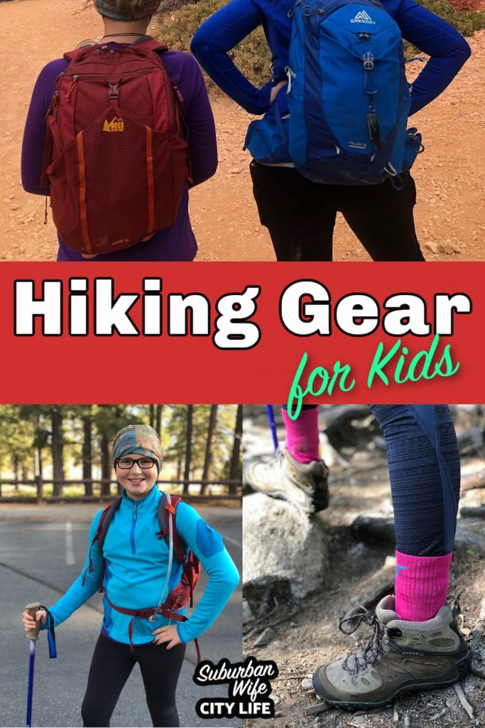 Hiking Gear for Kids
