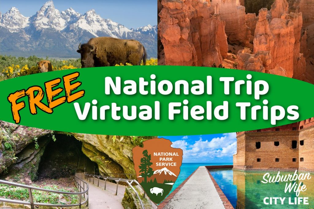 National Park Virtual Field Trips