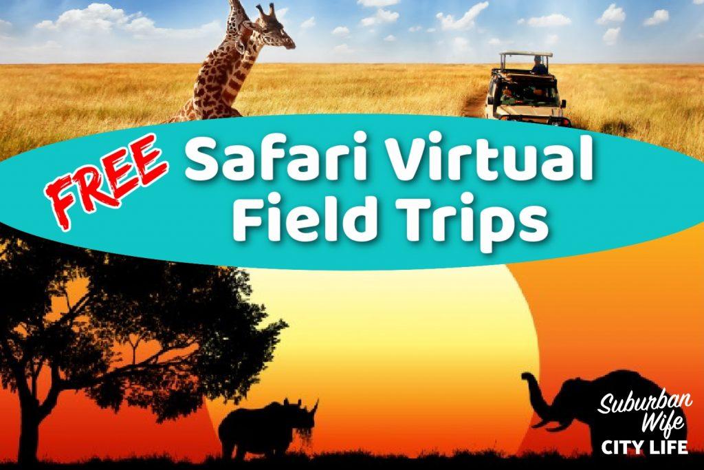 Safari Virtual Field Trips