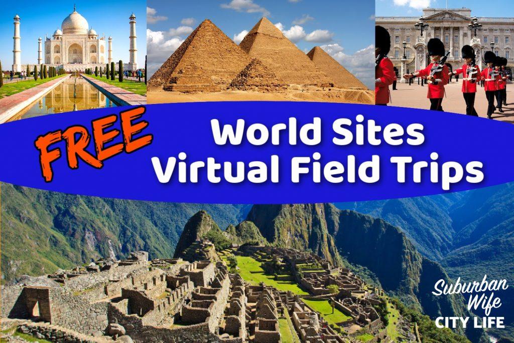 World Sites Virtual Field Trips