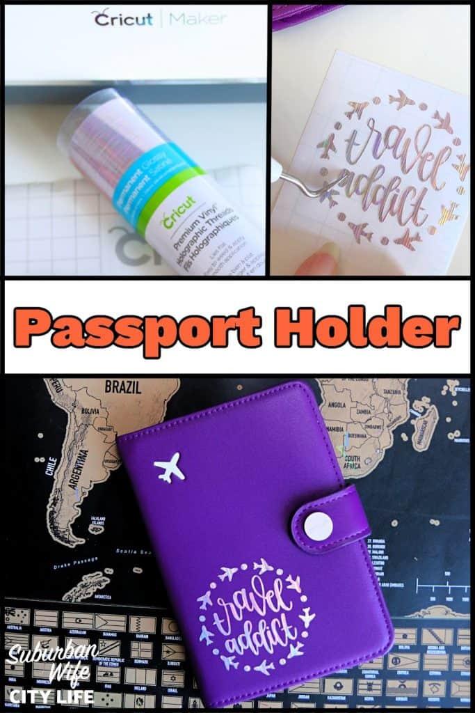 Passport Holder for Travel